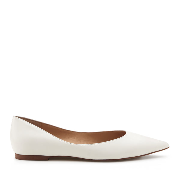 annika flat coconut side