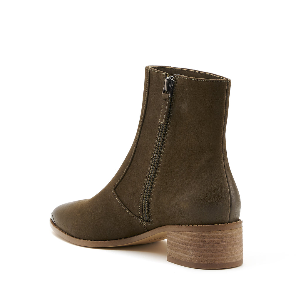 botkier greer boot khaki back angle