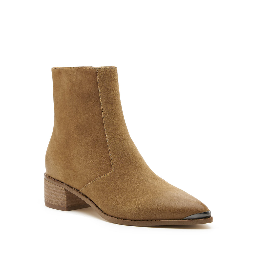 botkier greer boot sand front angle