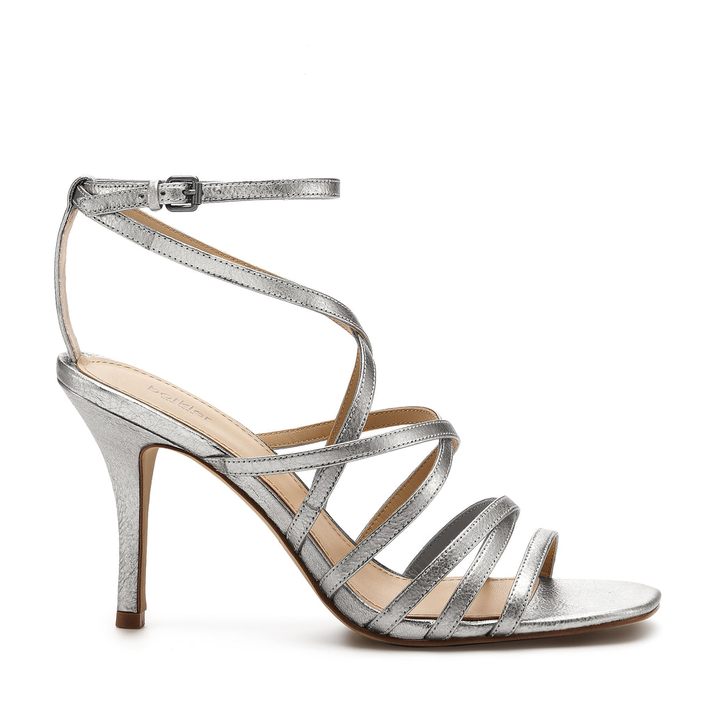lorain stiletto silver side