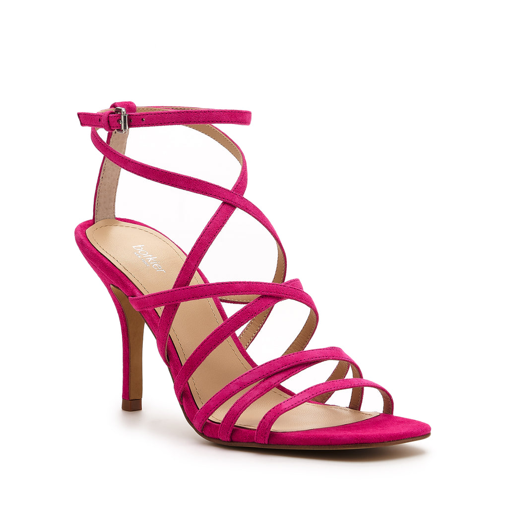 lorain stiletto hot pink angle