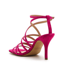 lorain stiletto hot pink back angle