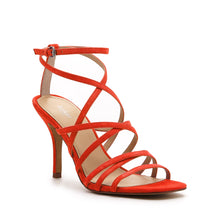lorain stiletto exotic orange angle