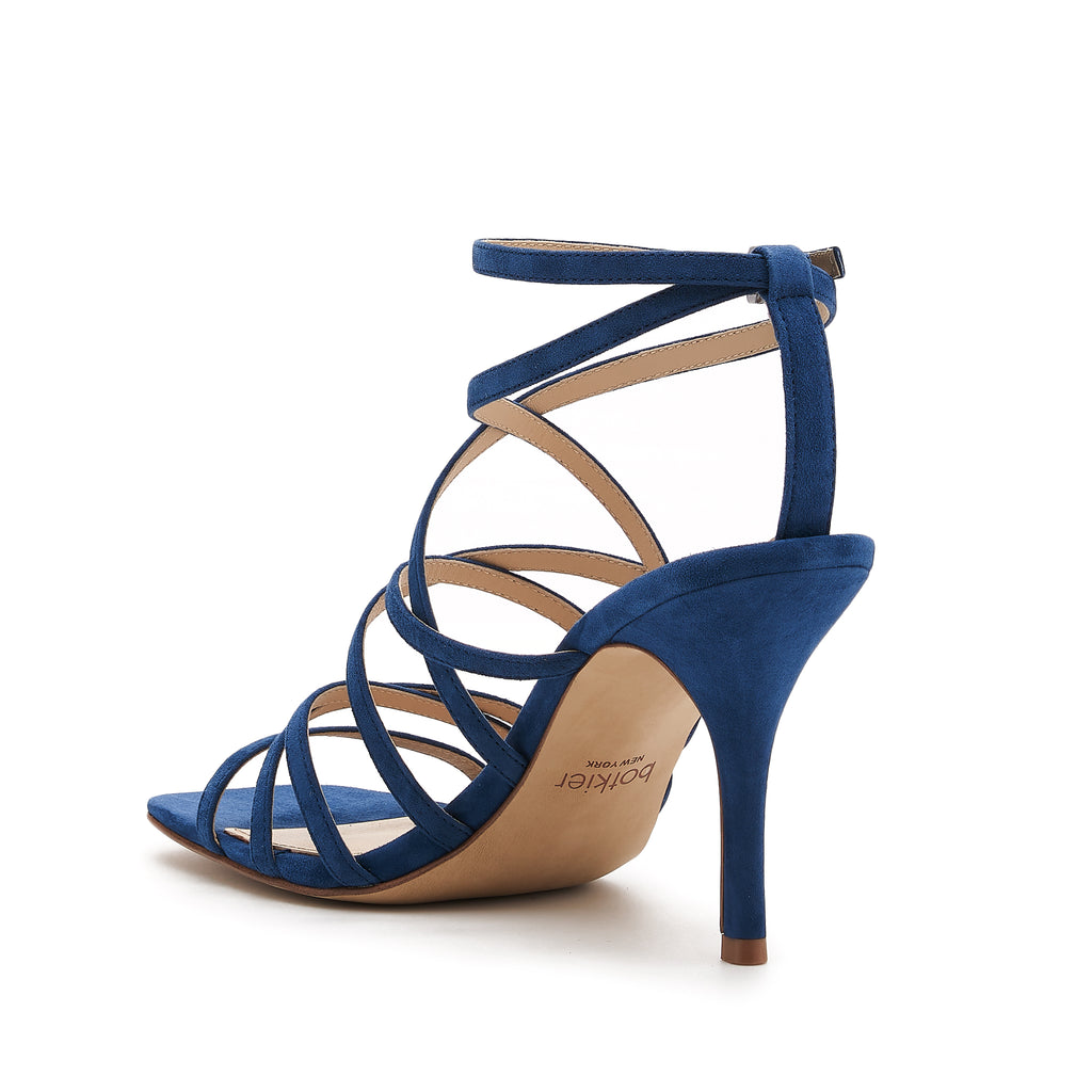 lorain stiletto galaxy blue back angle