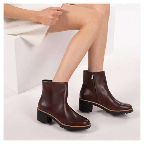 botkier brynn boot dark brown side Alternate View