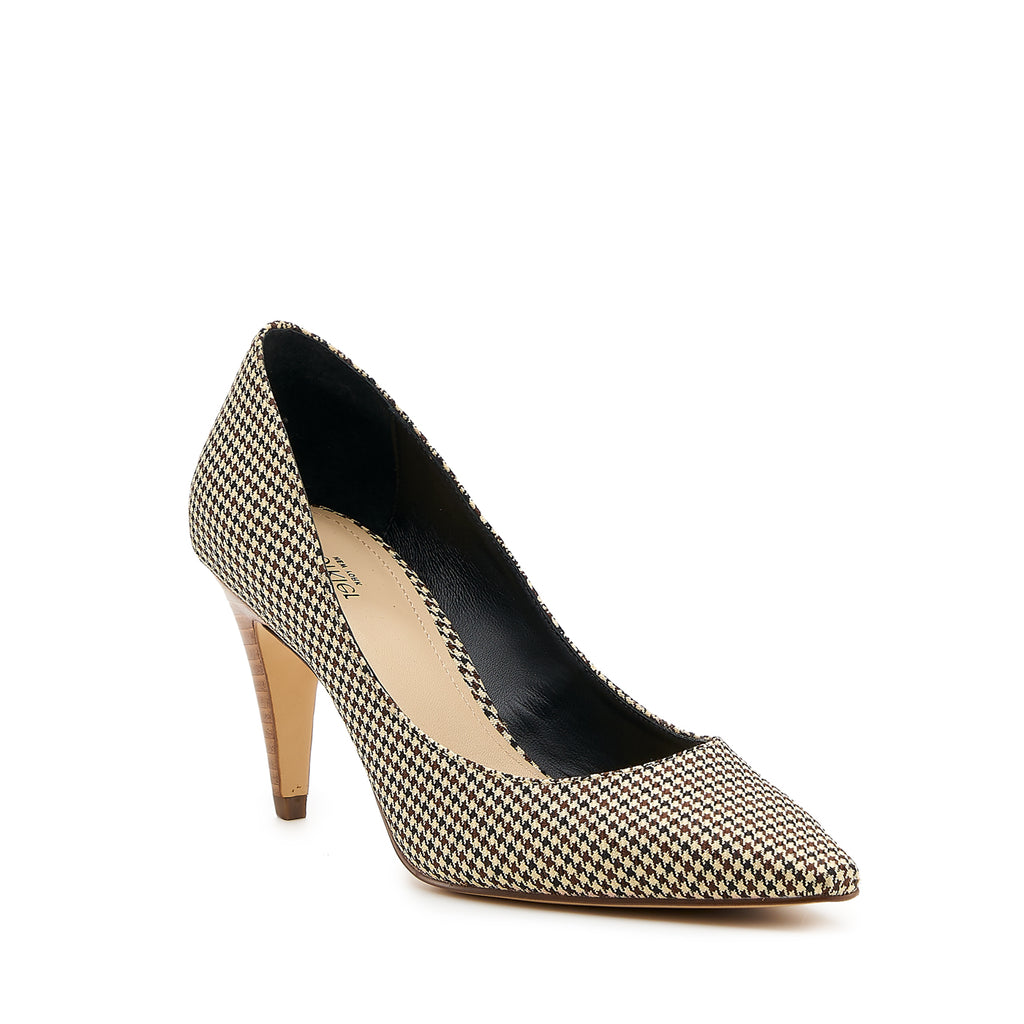 botkier tori heel houndstooth front angle