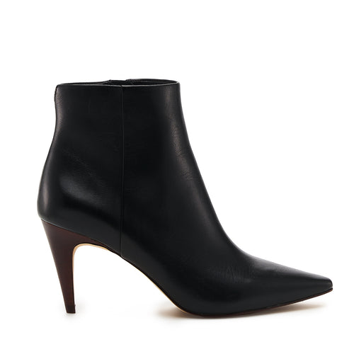 botkier teagan bootie black side