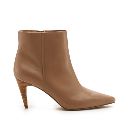 botkier teagan bootie hazelnut side