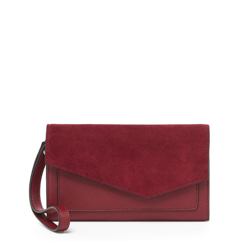 Cobble Hill Wallet (Suede)