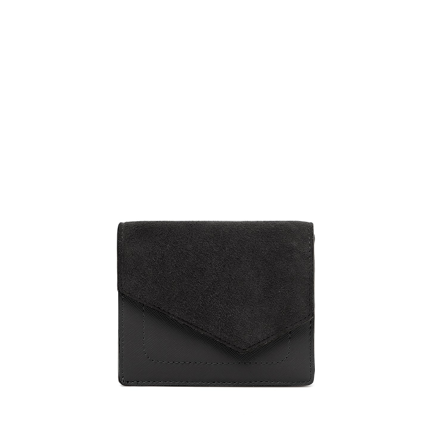 botkier cobble hill mini wallet in black