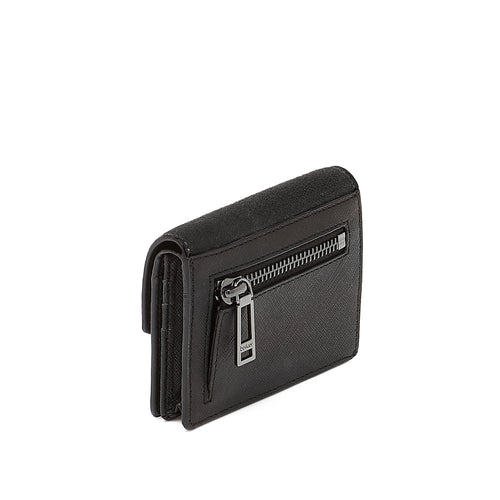Cobble Hill Mini Wallet (Suede) Alternate View