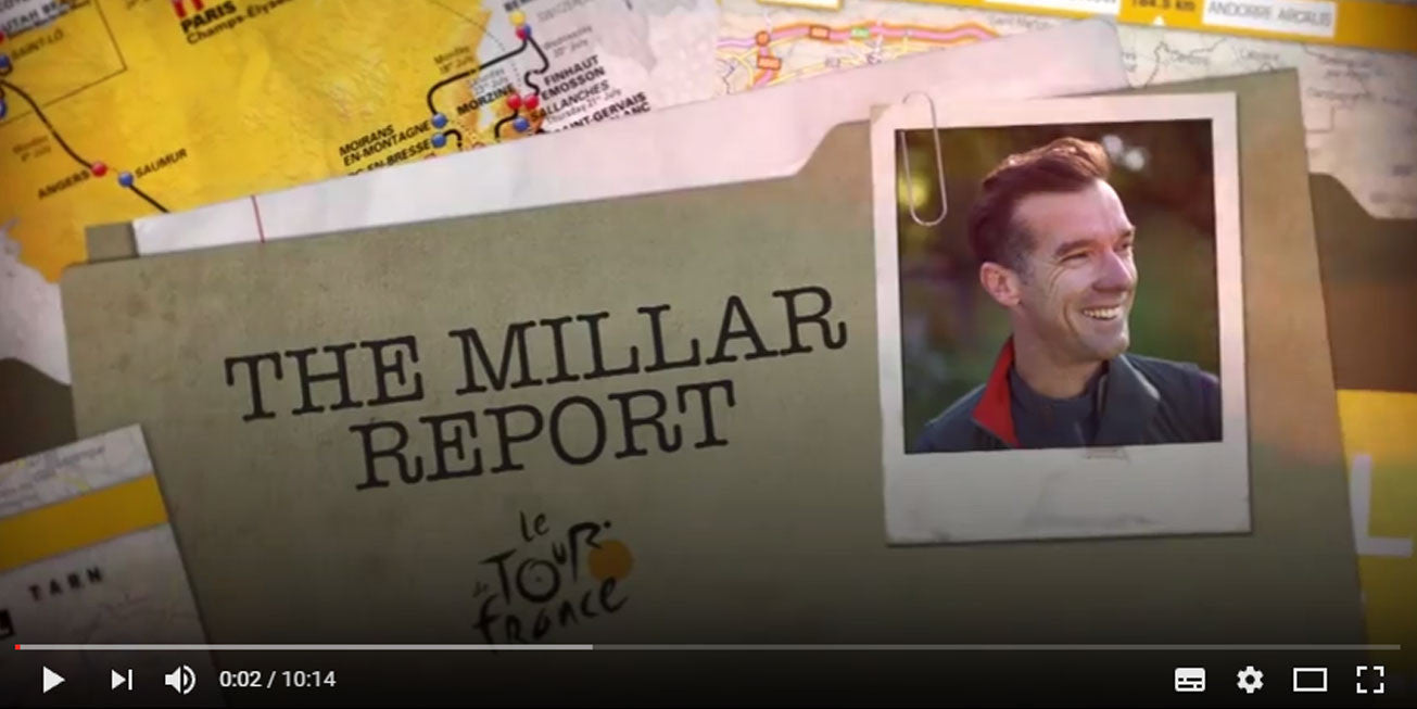 2016 TOUR DE FRANCE IN 10 MINUTES by DAVID MILLAR