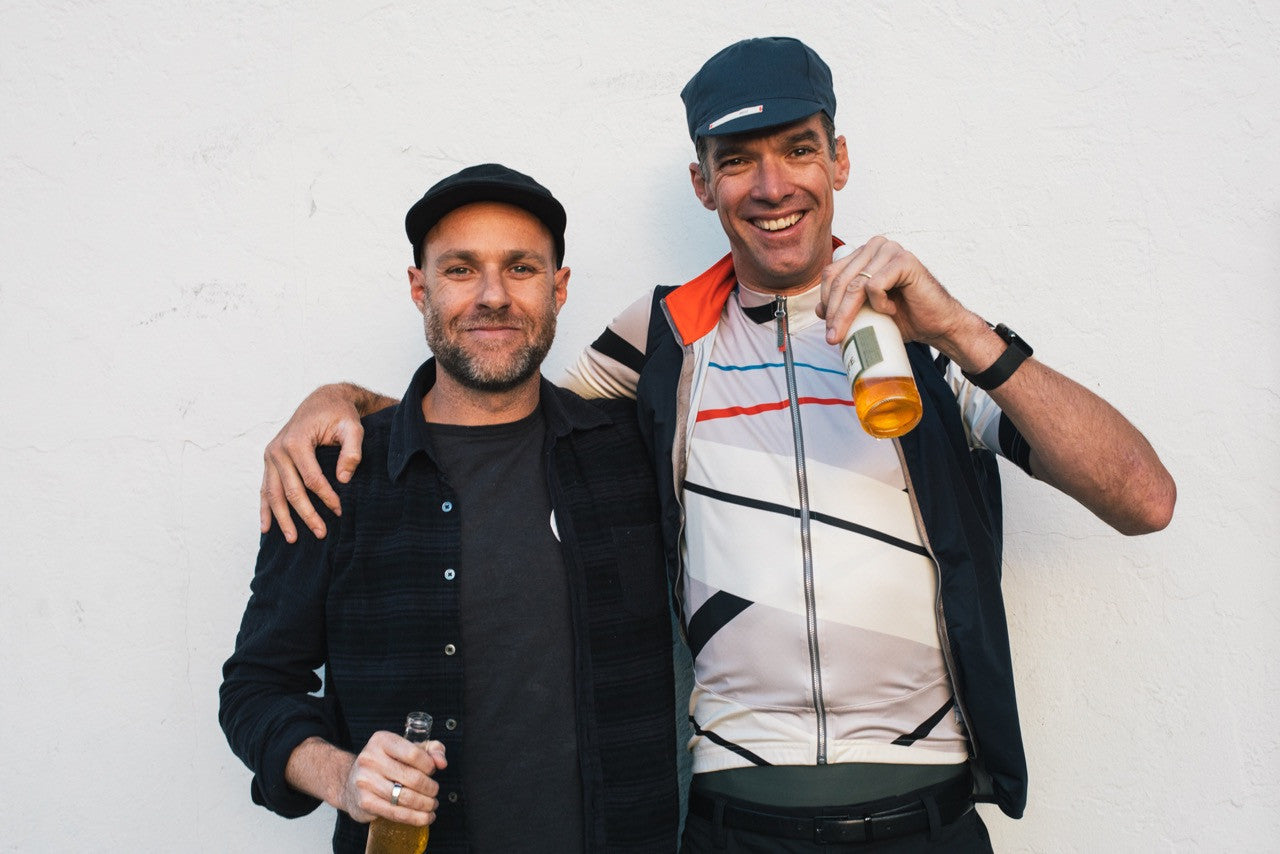 David Millar and Jason Norton