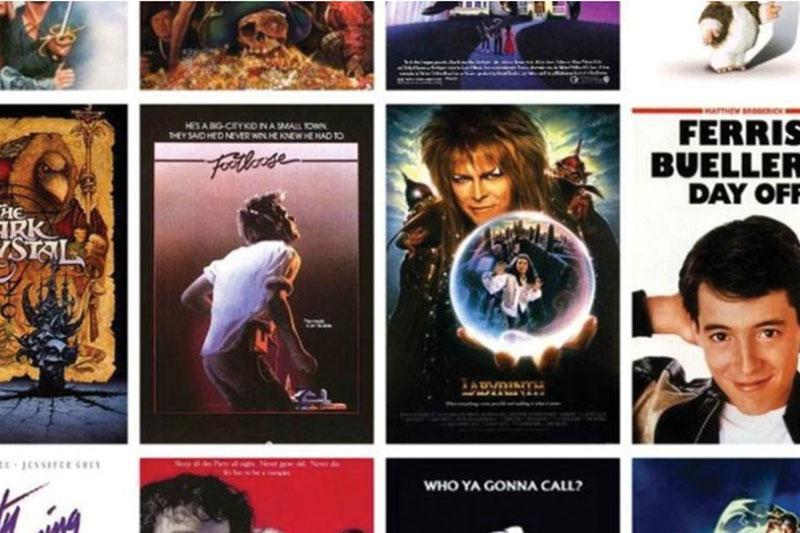 10 Classic 80's Movies on VHS That We'll Never Forget