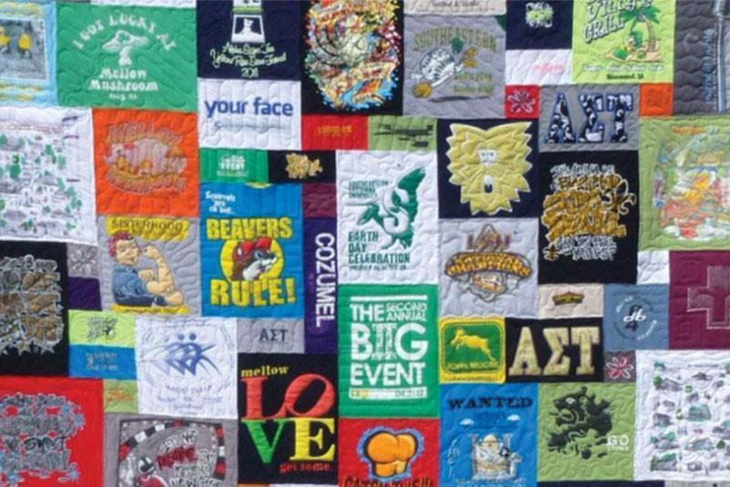 Diy Make Your Own T Shirt Quilt No Sewing Legacybox