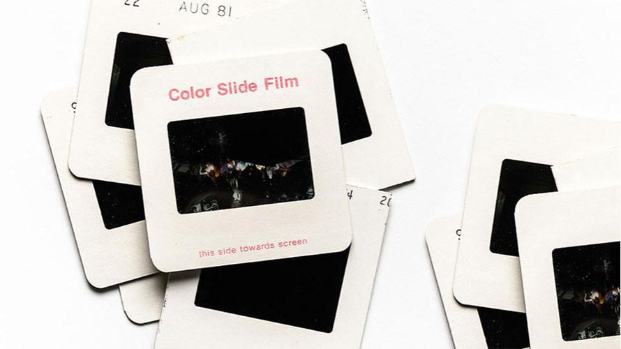 ode to the 35mm slide legacybox