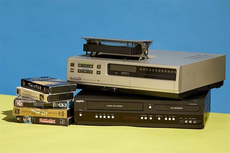 How Much Was a VHS Player in the 80s?