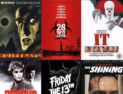 10 Classic Scary Movies