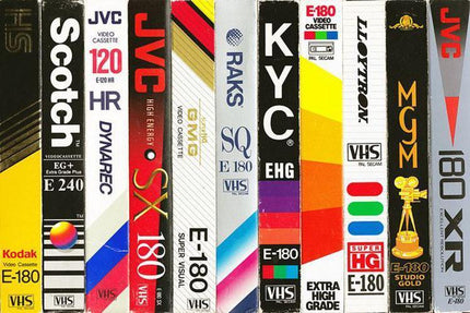 3 Ways to Digitize Your VHS Tapes