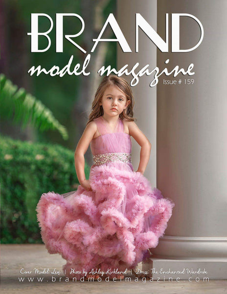 The Enchanted Wardrobe Featured on a cover with a 2 page spread!