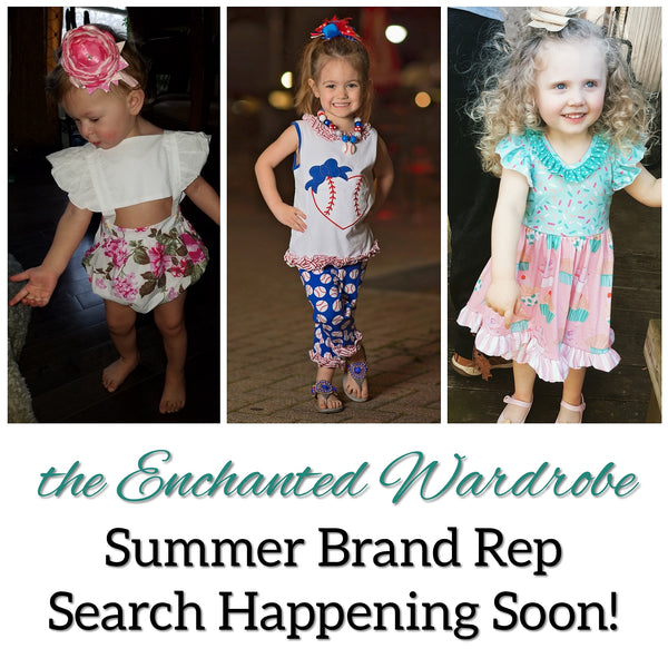 Summer Brand Rep Search Happening Soon!