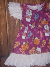 Pumpkin Spice Dress - the Enchanted Wardrobe