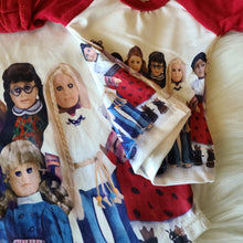My Doll & Me Ruffle Raglan - the Enchanted Wardrobe