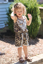 Leopard & Lace Romper - the Enchanted Wardrobe