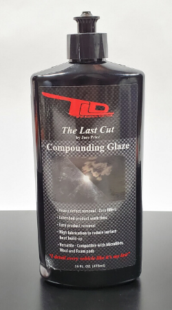 Scratch and Dent - The Last Cut - Compounding Glaze 16 oz.