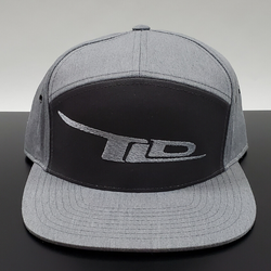 TLD Logo Hat(Gray/DarkGray)