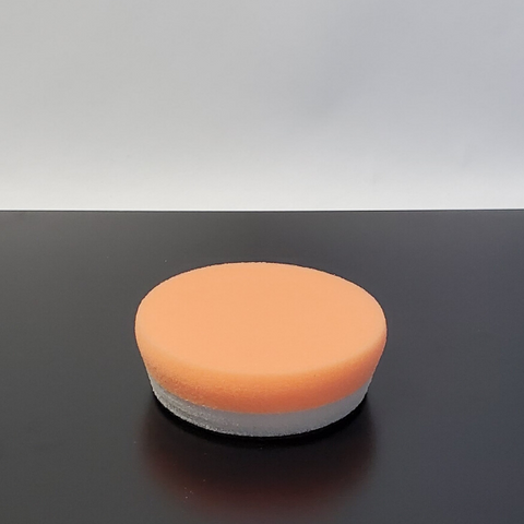 "3.5"" Orange Foam Polishing Pad"