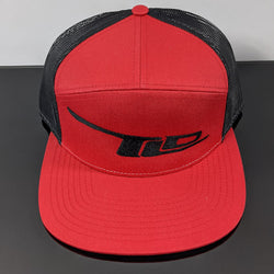 TLD Logo Snap-Back(Black/Red)