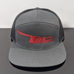 TLD Logo Snap-Back(Black/Grey)