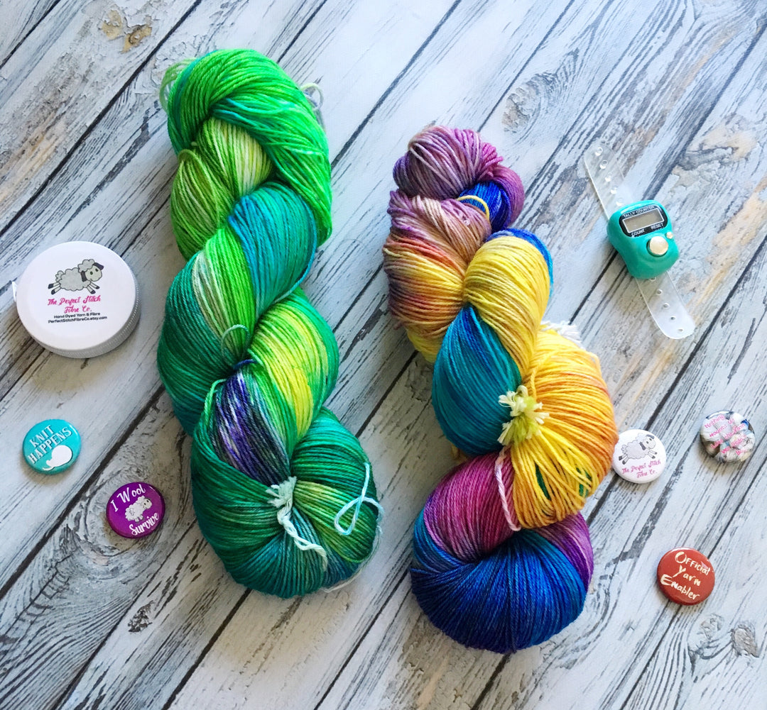 April Yarns