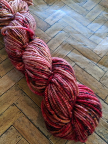 Peppermint Hot Cocoa - Papi Worsted