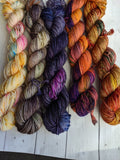Fall-Fest Mini Set | Hand Dyed Yarn