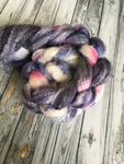 Spinning Fibre | Cosmo | 4 oz Rambouillet/Seacell/Cashmere/ Tussah Silk