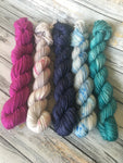 Jewel Sparkle Mini Set | Hand Dyed Yarn