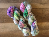 Spaced Out | Hand Dyed Yarn