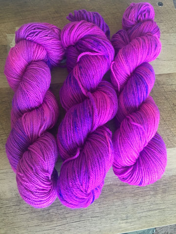 Prism | Hand Dyed Yarn