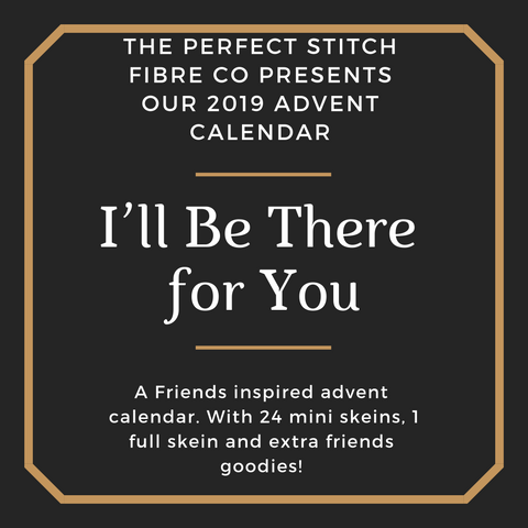 Brittaney [PAYMENT PLAN] I'll Be There For You Advent Calendar(Friends Inspired) Preorder