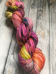 Neon Bright | Hand Dyed Yarn
