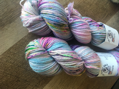 Polyjuice Potion | Hand Dyed Yarn