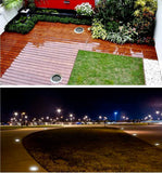 Durable underground Solar LED Light for your deck