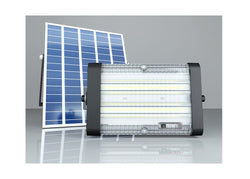 Solar floodlight kit