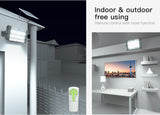 Lumarex Solar Area Lighting ES21 (solar floodlight)