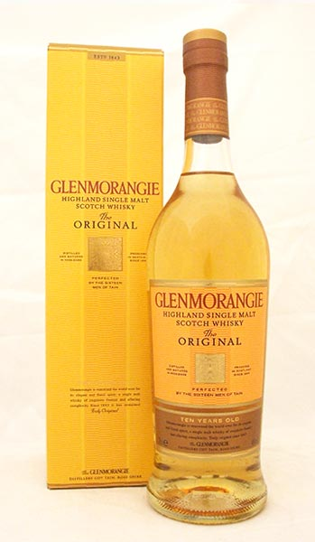 Glenmorangie 10 Year Old Original Single Highland Malt Whisky