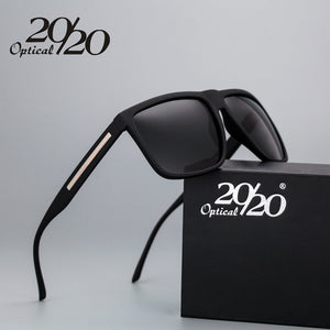 20/20 Black Sunglasses