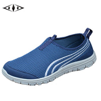Men's Breathable Air Mesh Walking Shoes