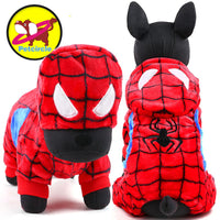 Petcircle spiderman Dog Coat